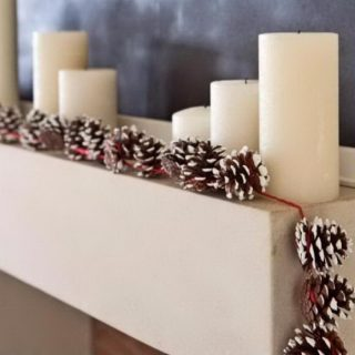 25 DIY Christmas Garland Decorations