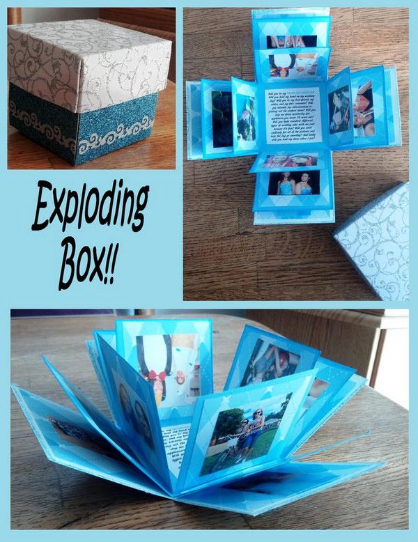 Exploding Box.
