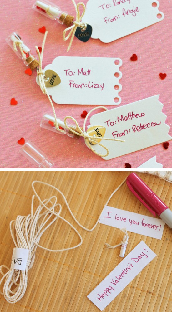 30 diy valentine gifts for your boyfriend 2017 for Gifts for your valentine
