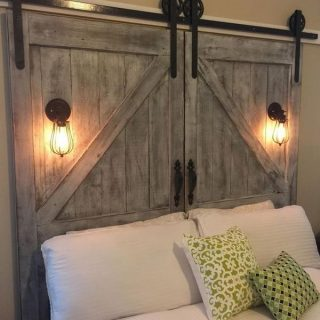 20+ DIY Ideas & Tutorials To Use Barn Doors In Your Home