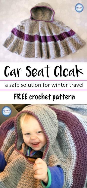 Car Seat Cloak.