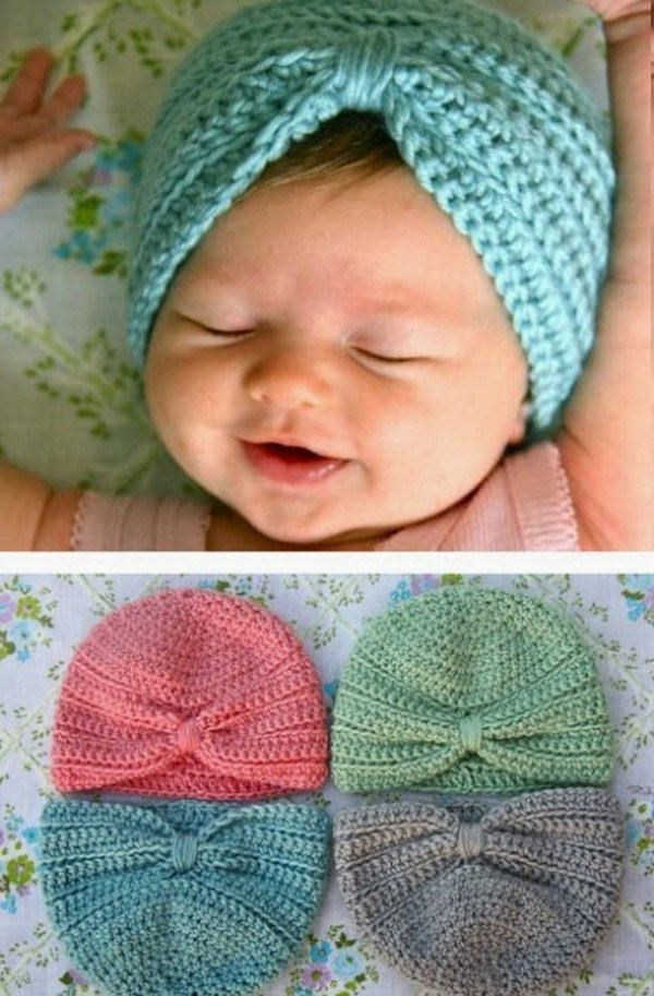 20 Diy Crochet Patterns For Your Child And Baby 2018