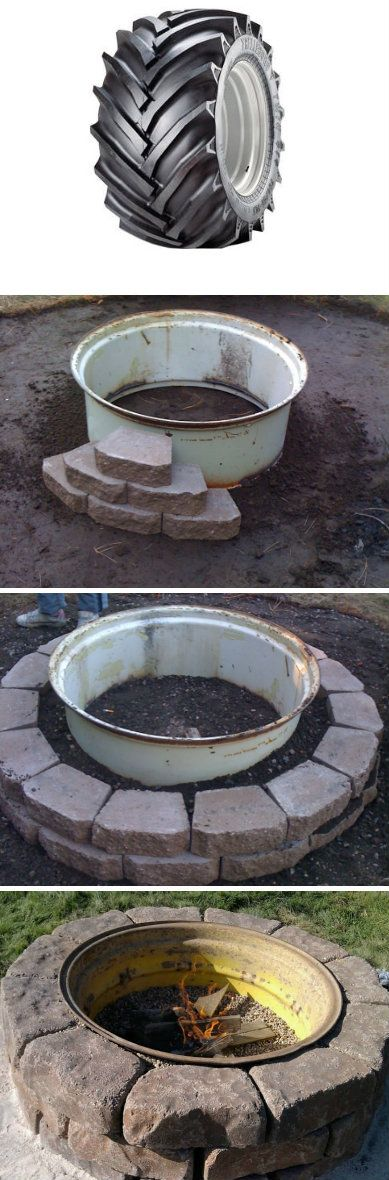 25 Creative Fire Pit Designs And Diy Ideas 2018
