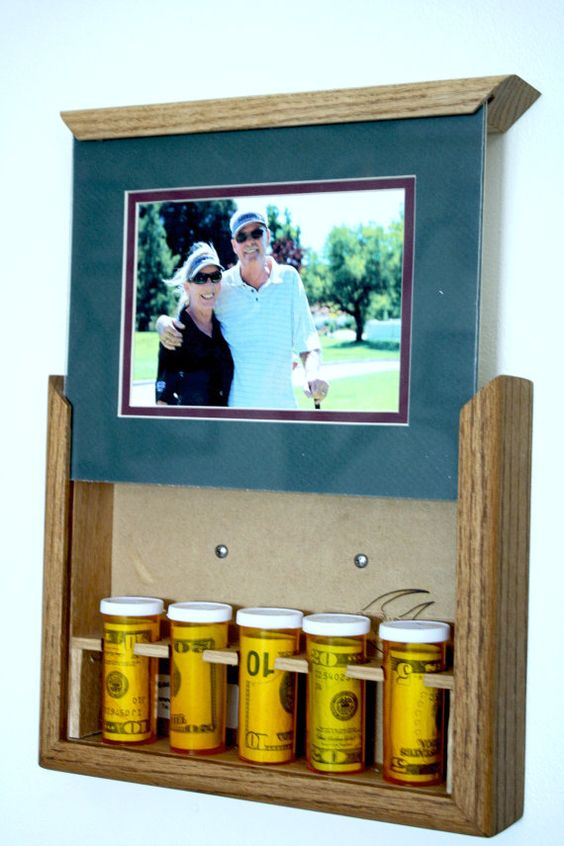 Hide In Plain Sight Photo Frames for Jewelry, Cash.