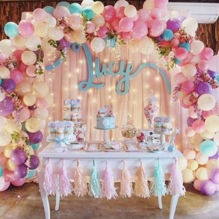 20+ Awesome Balloon Arch Decorations