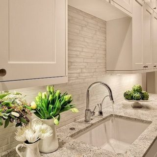 30+ Awesome Countertop Ideas For Your White Kitchen