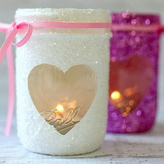 55 DIY Mason Jar Gift Ideas for Valentine's Day