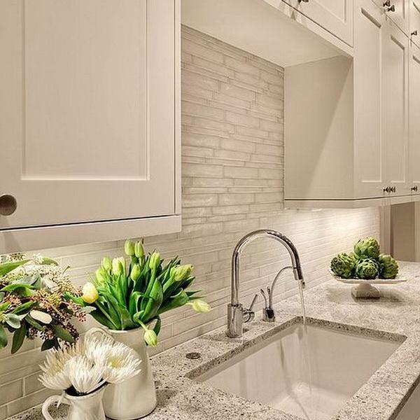 Kitchen Cabinet Ideas 2018: 80+ Amazing Kitchen Cabinet Paint Color Ideas 2018