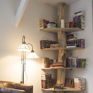 20 Awesome Tree Inspired Furniture Designs