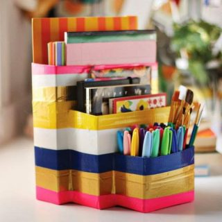 45 DIY Ideas and Tutorials for Back to School Projects