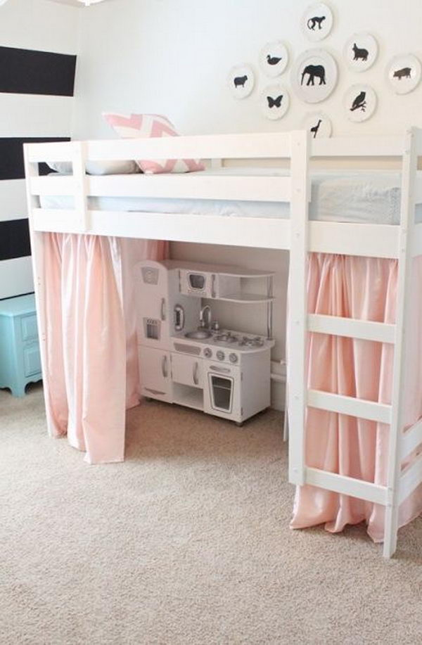 35 Cool Loft Beds For Small Rooms 2018