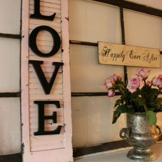 55 Awesome Shabby Chic Decor DIY Ideas & Projects