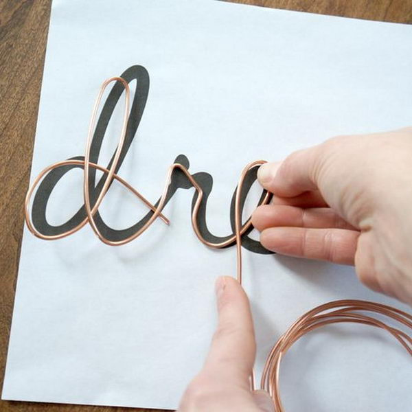copper wire craft ideas 25 creative diy wire projects 2018 3701