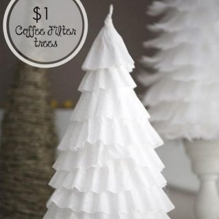 30 Easy DIY Ideas and Tutorials Using Coffee Filters