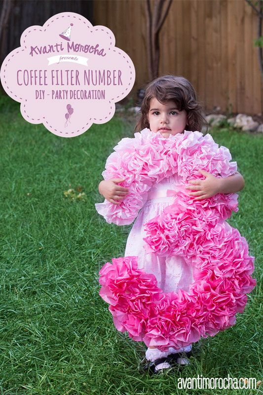 Coffee Filter Number With Video Instructions.