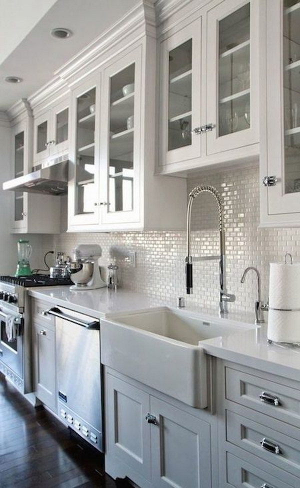 Solid Surface Countertops.