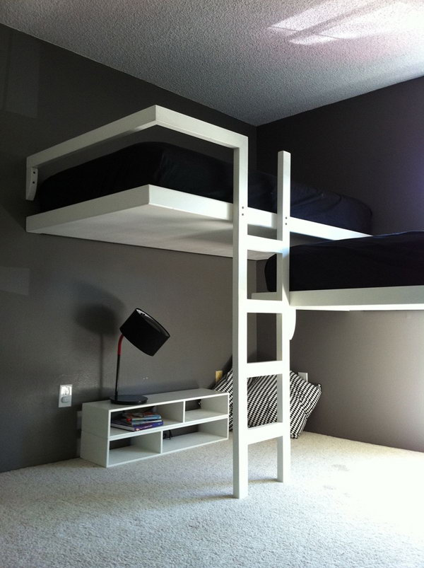 Cool Loft Bed Ideas Part - 25: Modern Loft Beds