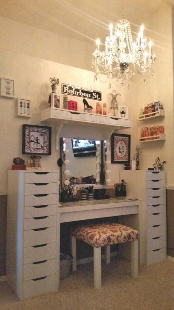 Ikea Furniture Plus Vanity