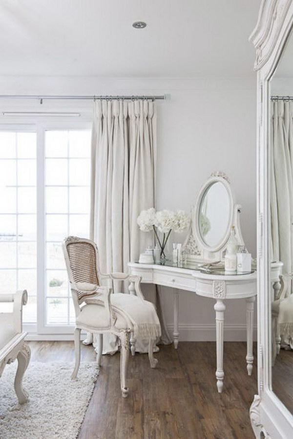 French Style Elegant Vanity