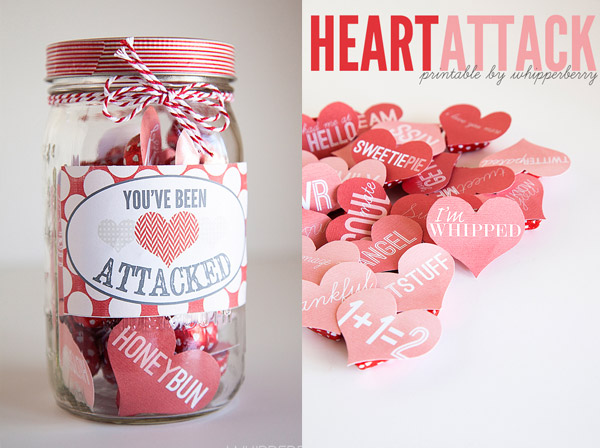 55 diy mason jar gift ideas for valentine's day 2017, Ideas