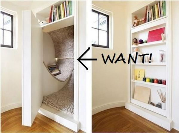30 Creative Amp Cozy Reading Nooks For Kids 2017