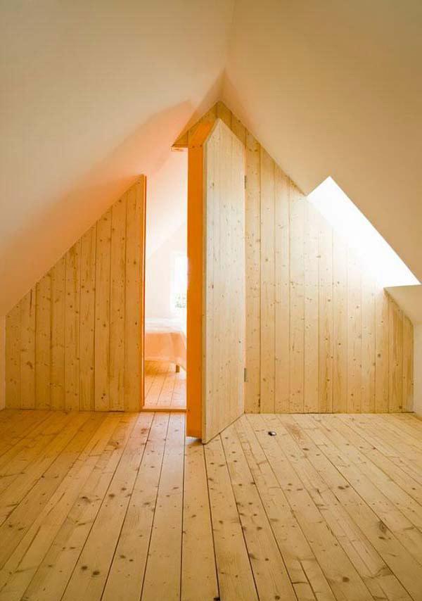 Loft Bedroom Secret Rooms