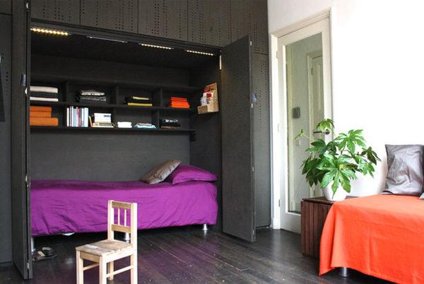 Secret Bedroom In Colset