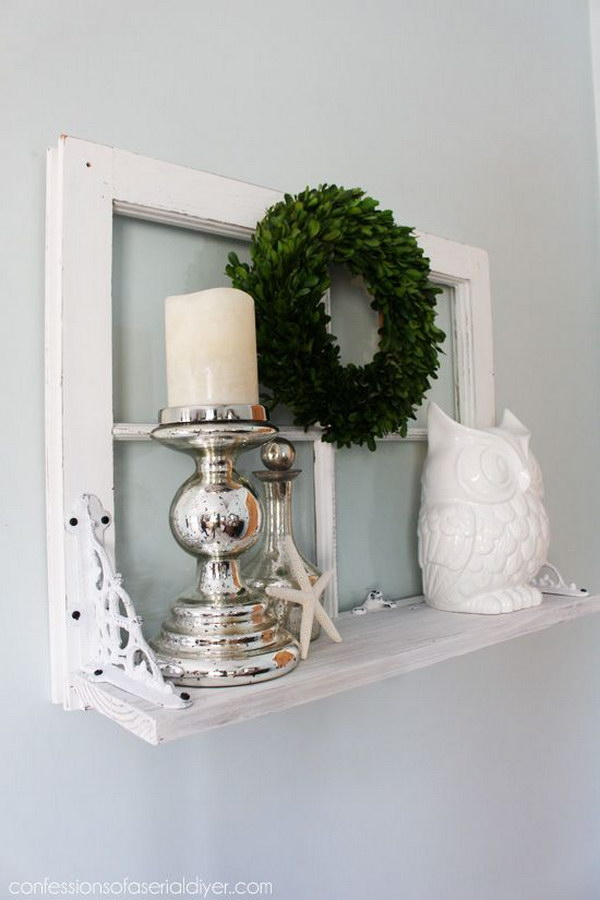 55 awesome shabby chic decor diy ideas projects 2017 for Shabby chic design