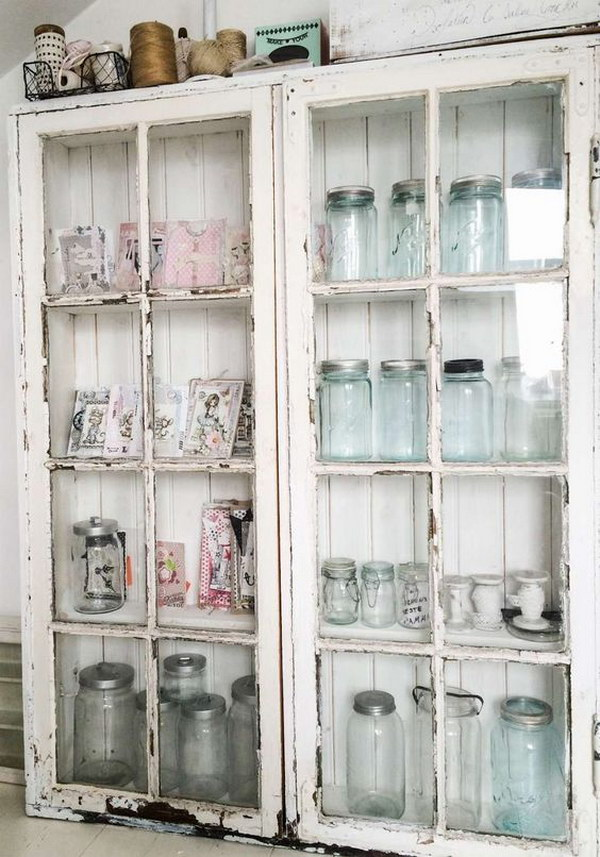 Old Cupboard Paint Ideas