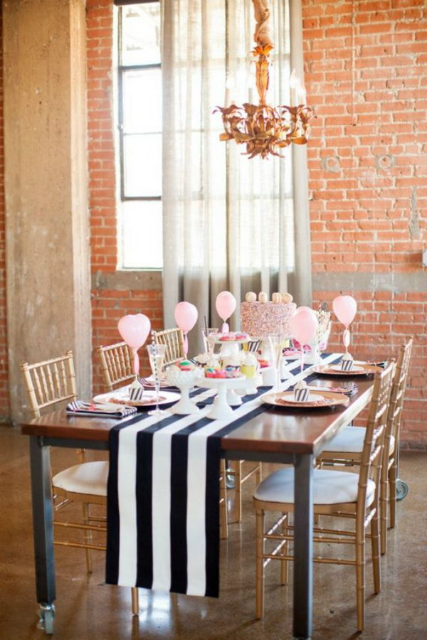 Carnival-Inspired Tablescape.
