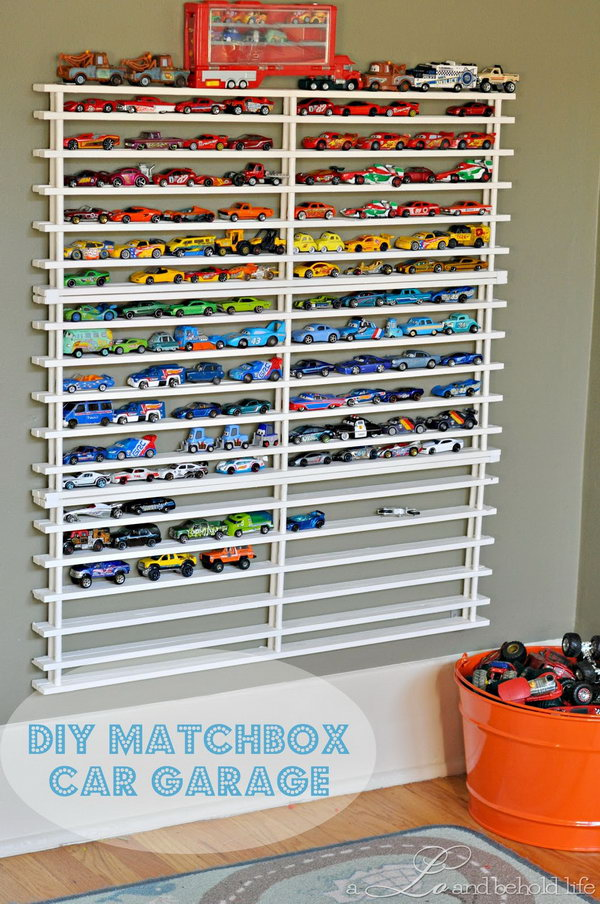 25 Clever Diy Toy Storage Solutions And Ideas 2017