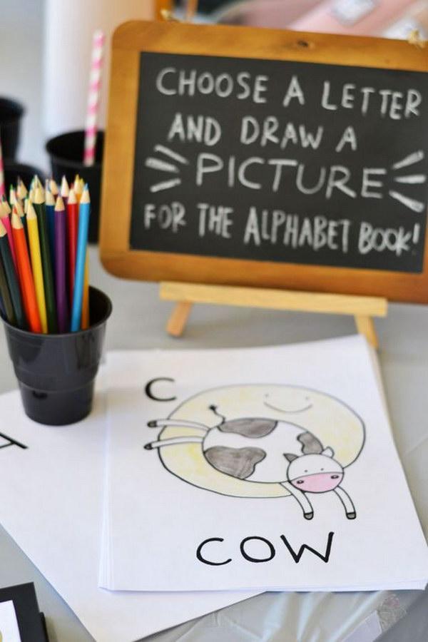 20 Creative Baby Shower Guest Book Diy Ideas 2018