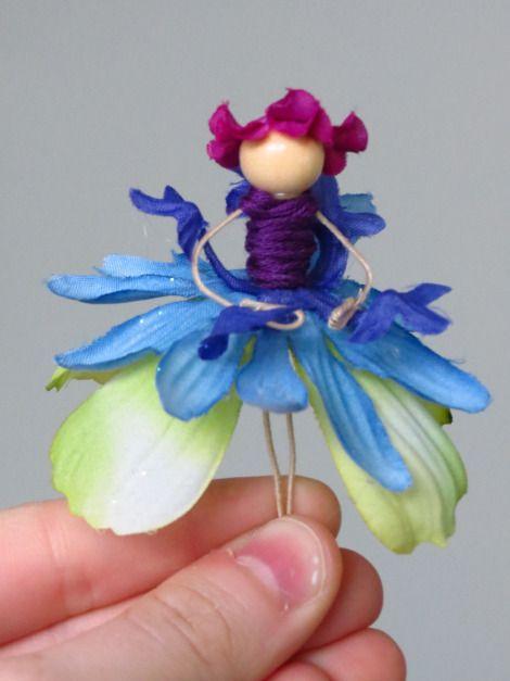 Flower Fairies.