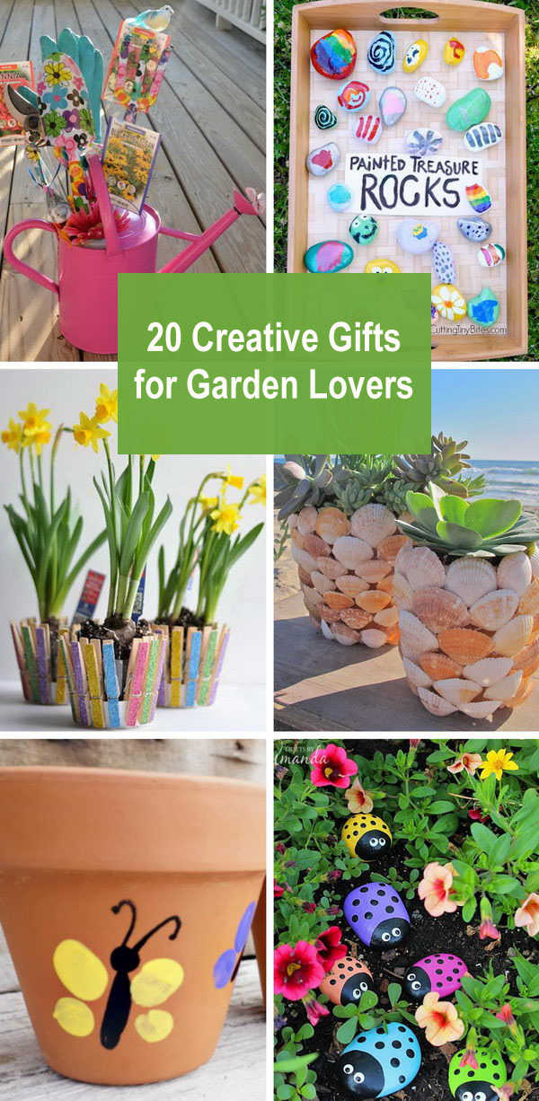 Best Gifts for Garden Lovers.