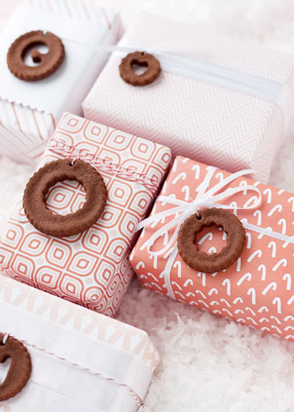Cinnamon Dough Ornaments.