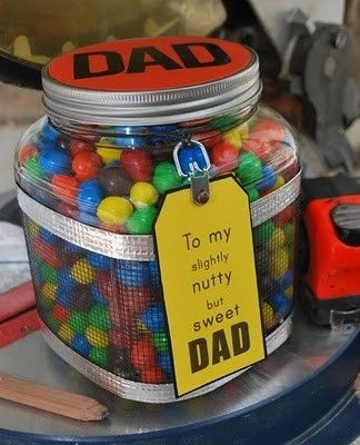 Father's Day Gift in a Jar