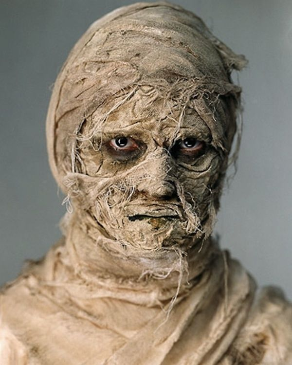 Creepy Mummy Make Up Tutorial