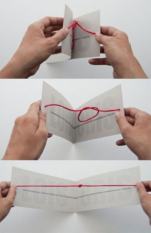 A Knot to be Fastened Save-the-Date