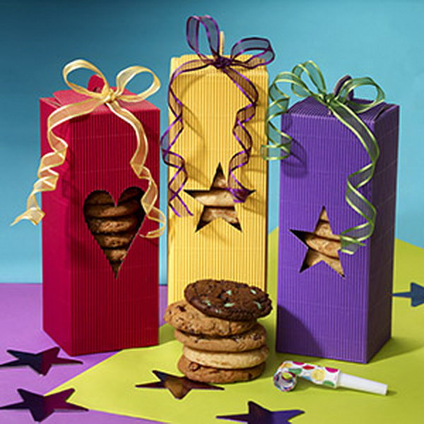 Cookie Gift Boxes.