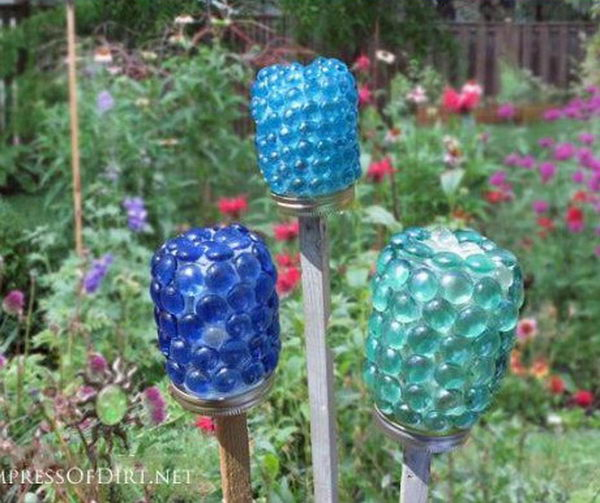 20 Useful And Easy Diy Garden Projects: 20 Creative DIY Projects For Your Garden Or Backyard 2018