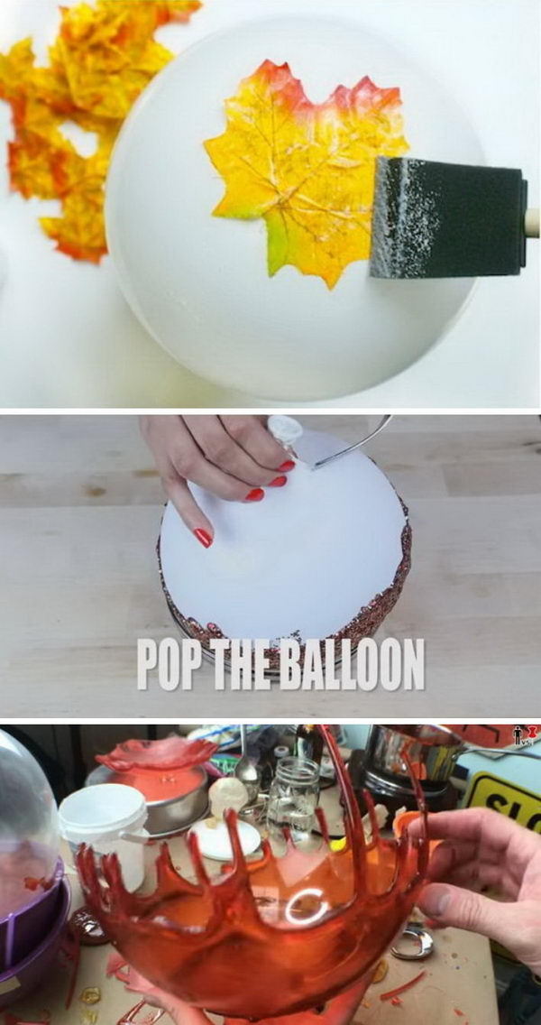 Lots of Easy DIY Bowl Ideas and Tutorials.
