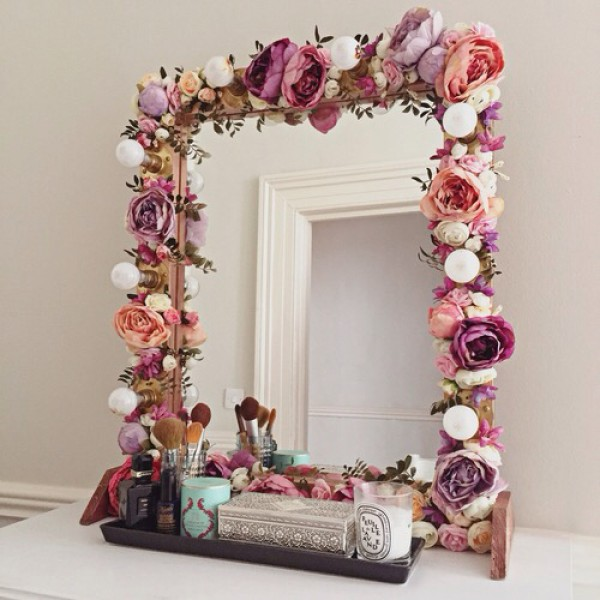 Baby Room Wall Mirror