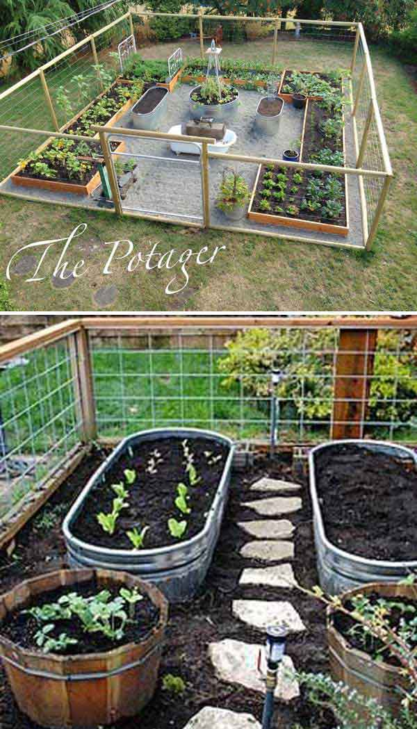 30+ DIY Garden Ideas To Style Up Your Backyard To The Next ...