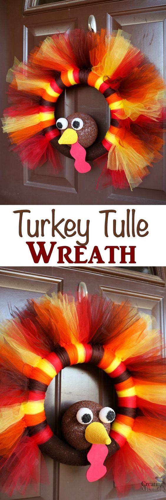 7 thanksgiving craft ideas