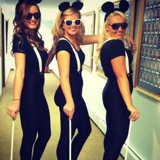 30+ Girl Best Friend Halloween Costumes