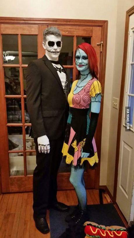 50+ Couple's Halloween Costumes 2017