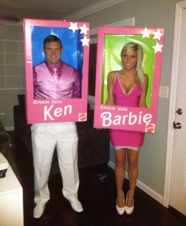 Ken & Barbie Costumes.
