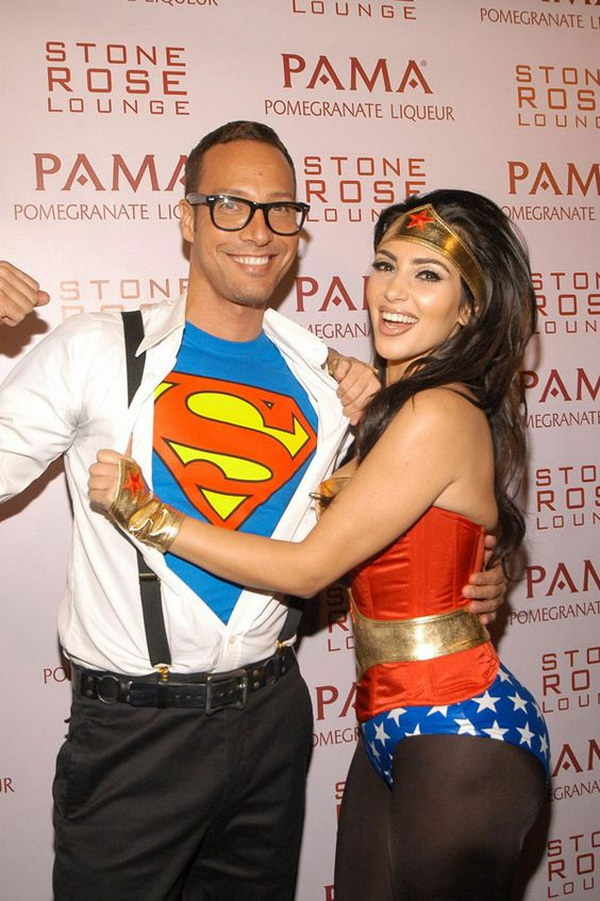 Superhero Costume.