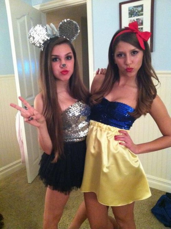 30 best friend halloween costumes
