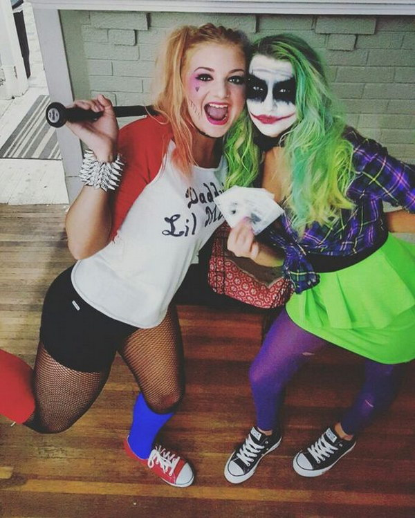 Harley Quinn Suicide Squad Costume.
